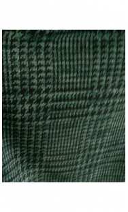 Блузон - Туника за макси дами в зелено - модел 082