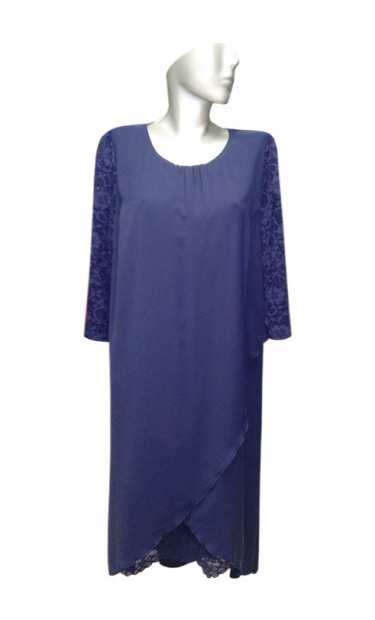 Дълга официална рокля за макси дами 051