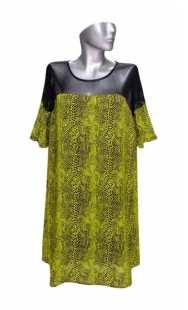 Официална рокля за макси дами 0515