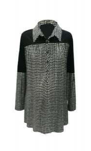 Риза за макси дами пипит 08307