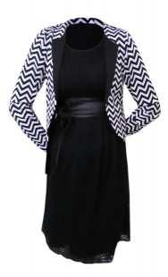 Официална рокля за едри жени от черна дантела - модел 055