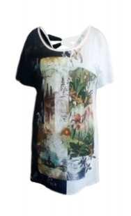 Блуза за бременни 0842 кимоно