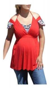 Потник за бременни в комбинация - модел 08361